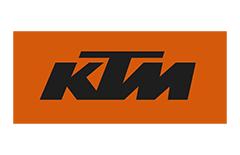 Vind hier de KTM onderdelen!